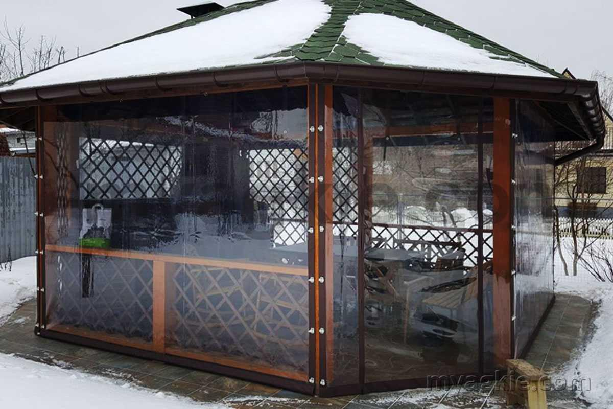 полтора шторы для беседки из пвх морозоустойчивые фото теплотой нежностью, юбим