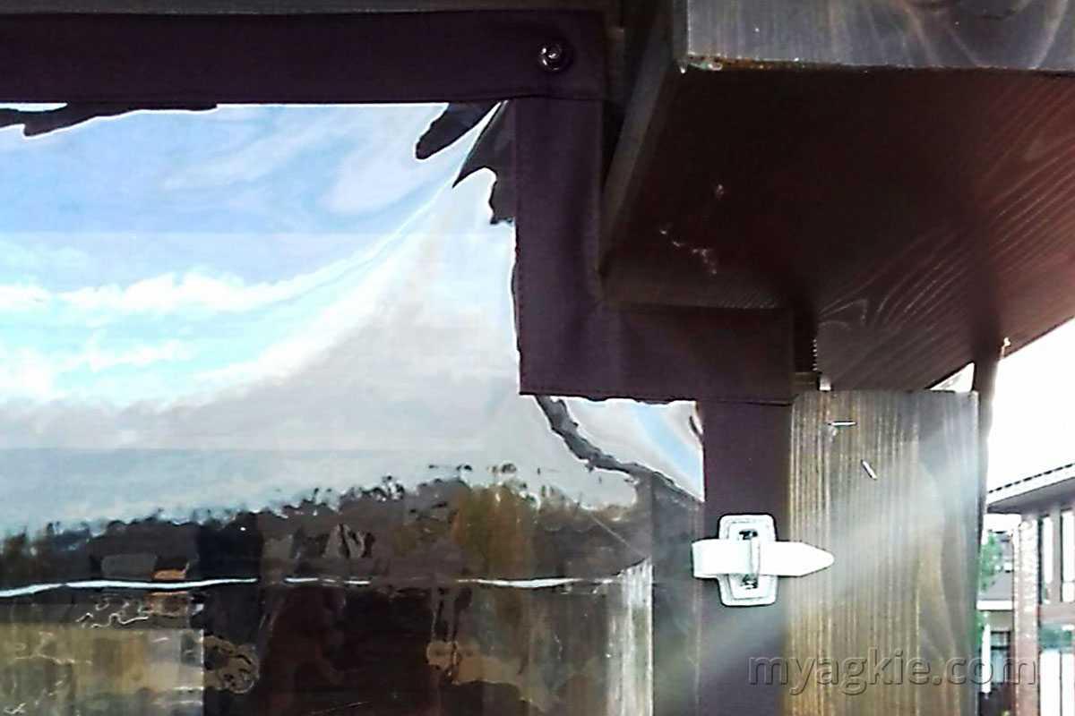 Мягкие окна для веранды в Одинцово
