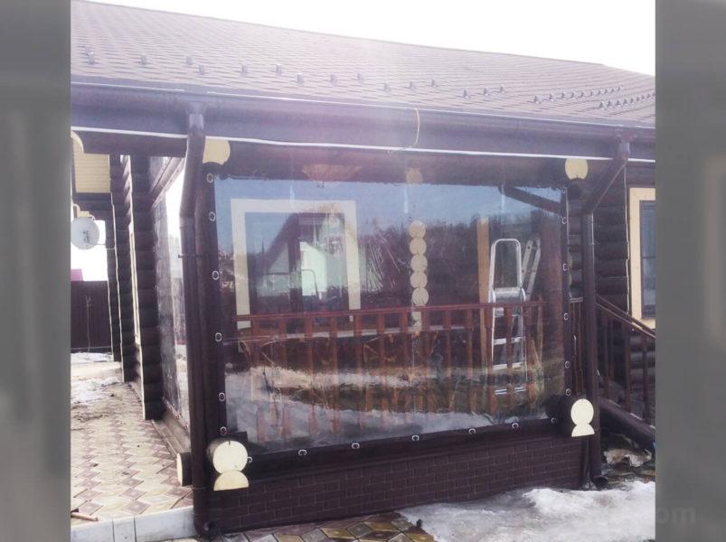 купить Мягкие окна для веранд в Одинцово