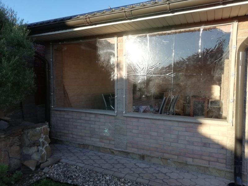 купить Мягкие окна пвх для летней кухни
